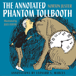 the phantom tollbooth book image